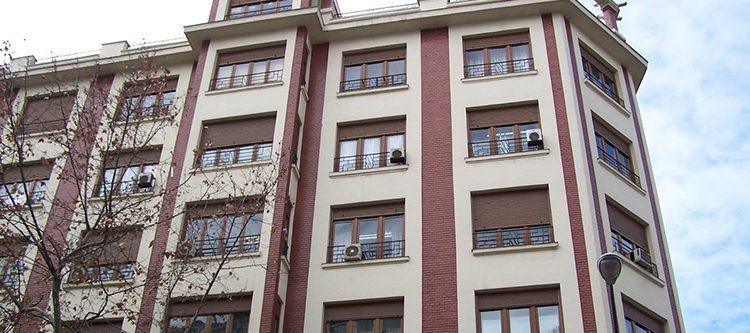 Edificios madrid de edificio de oficinas antana torres for Oficinas de la comunidad de madrid
