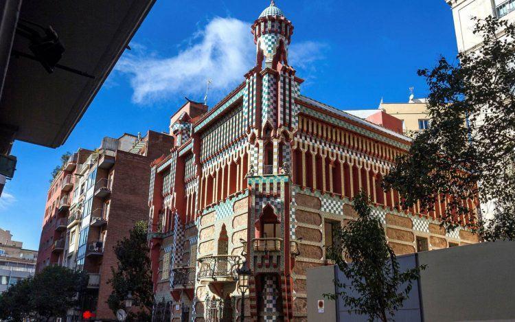 El Gaudí germinal, recuperado