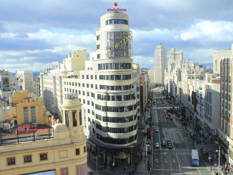 Canalejas: el reto de transformar siete edificios abandonados en el mejor hotel de Europa